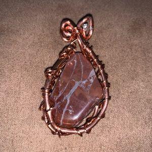 Hand Made Italian Gypsy Necklace